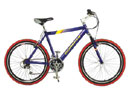 "26"" ALLOY 21 SPEED MTB BIKE"
